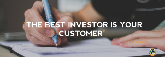Minimum Viable Product-The best investor is your customer